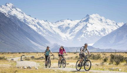 Alps 2 Ocean Cycle Trail, Canterbury – Miles Holden