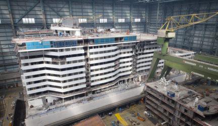 Ovation of the Seas under construction Oct 2015 (5)
